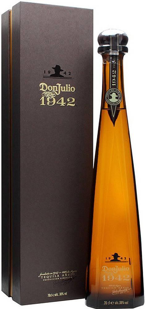 Don Julio Don Julio 1942 Anejo 38% 0,7l