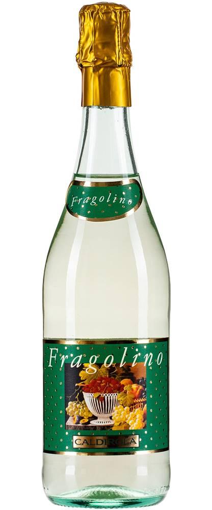 Caldirola Fragolino White 7% 0,75l