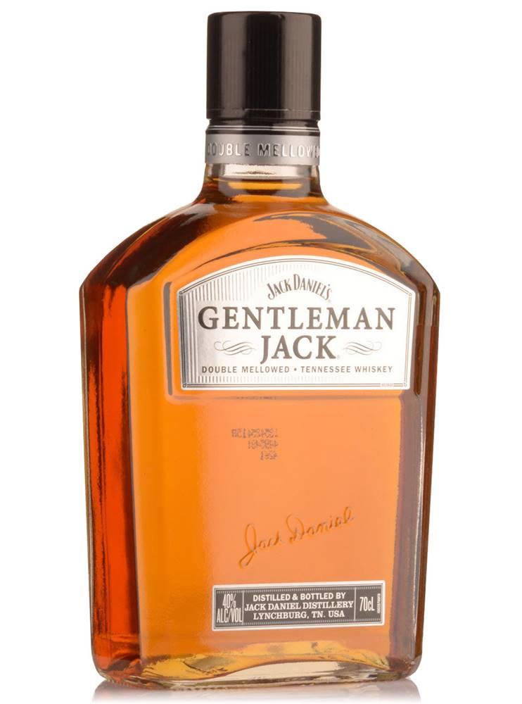 Jack Daniels Gentleman Jack 40% 0,7l