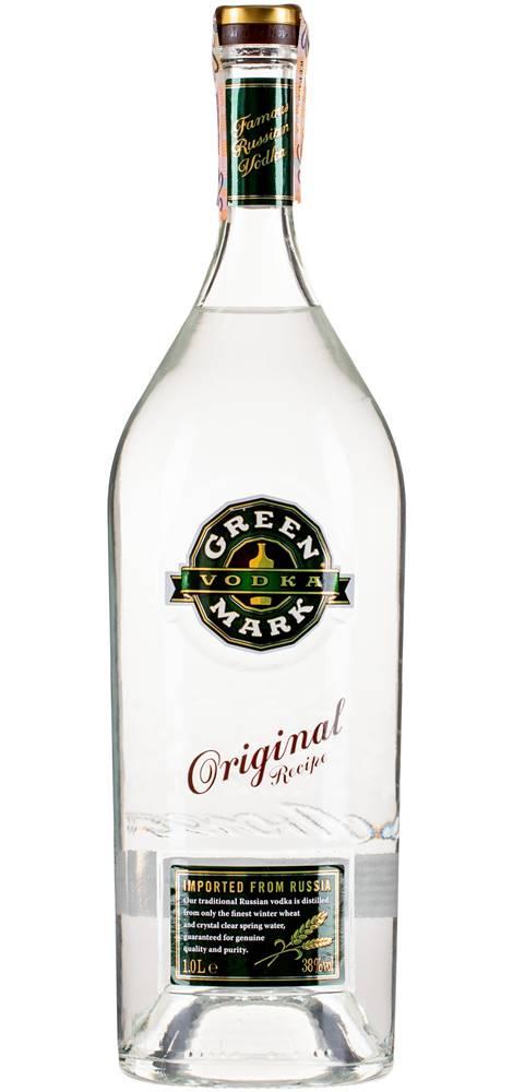 Green Mark Green Mark Vodka 1l 38%