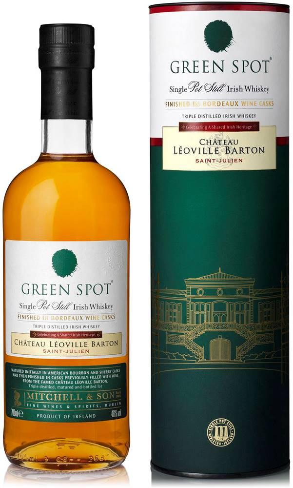 Mitchell and Son Green Spot Château Léoville Barton 46% 0,7l