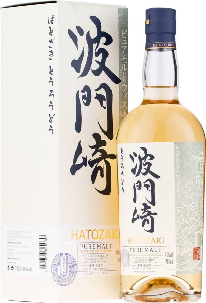 Hatozaki Hatozaki Japanese Pure Malt 46% 0,7l