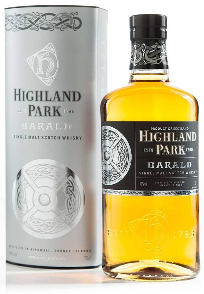 Highland Park Highland Park Harald 40% 0,7l