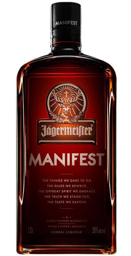 Jägermeister Jägermeister Manifest 1l 38%