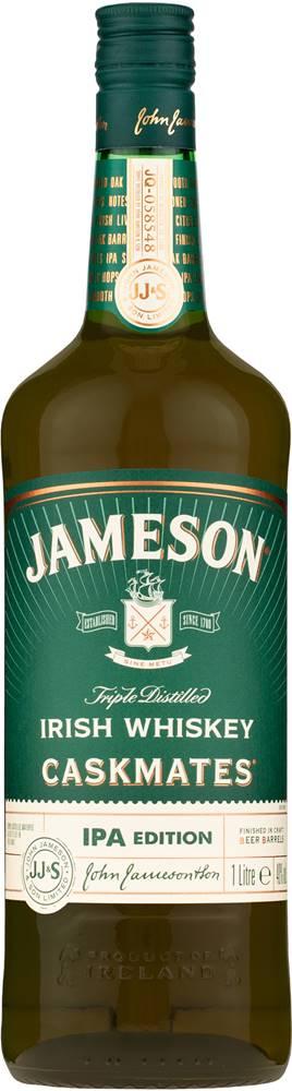Jameson Jameson Caskmates IPA Edition 40% 1l