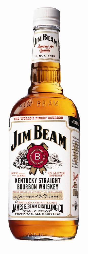 Jim Beam Jim Beam 1l 40%
