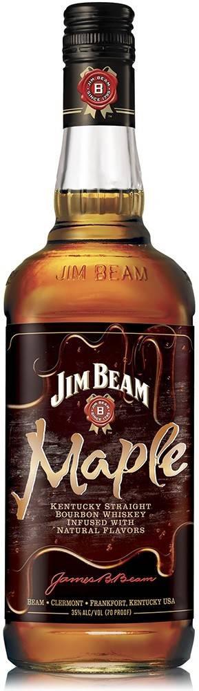 Jim Beam Jim Beam Maple 35% 0,7l