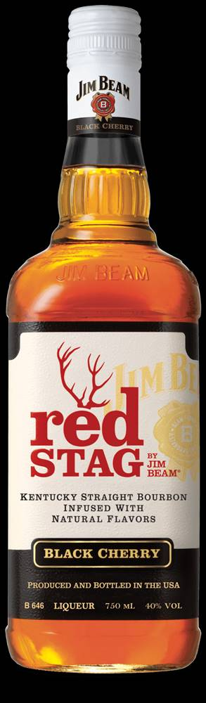 Jim Beam Jim Beam Red Stag 40% 0,7l