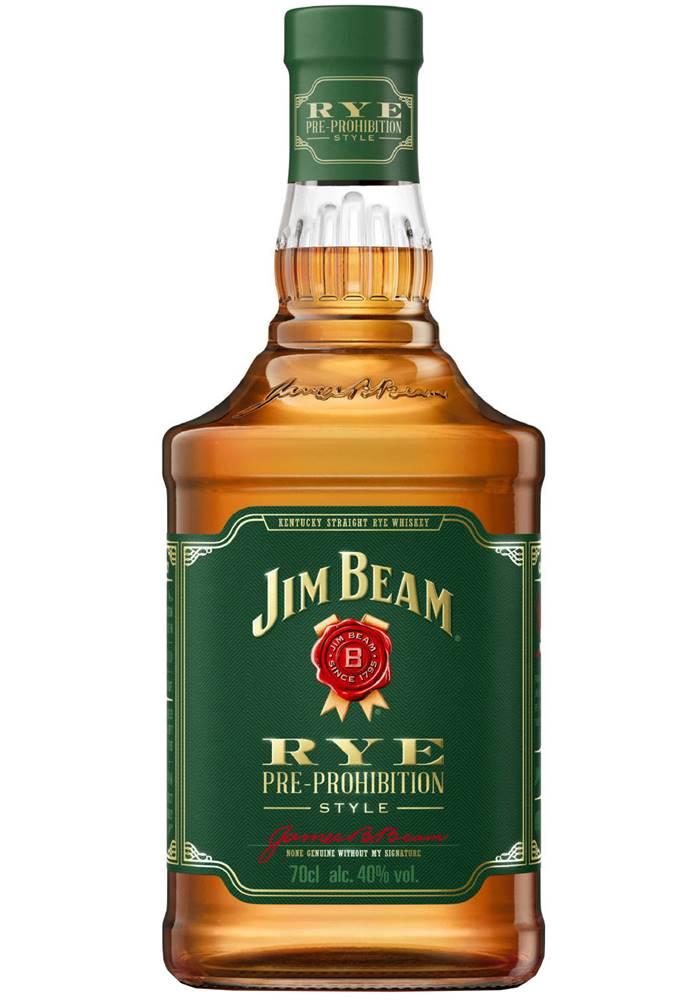 Jim Beam Jim Beam Rye 40% 0,7l