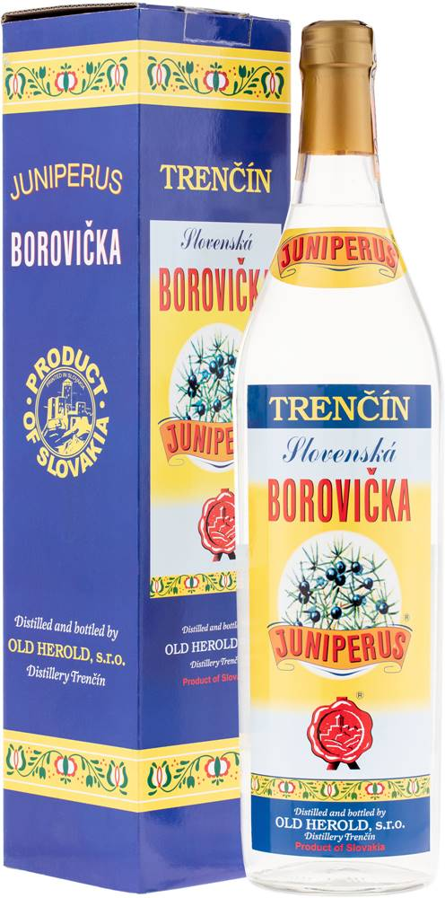 Nicolaus Juniperus Borovička 3l 45%