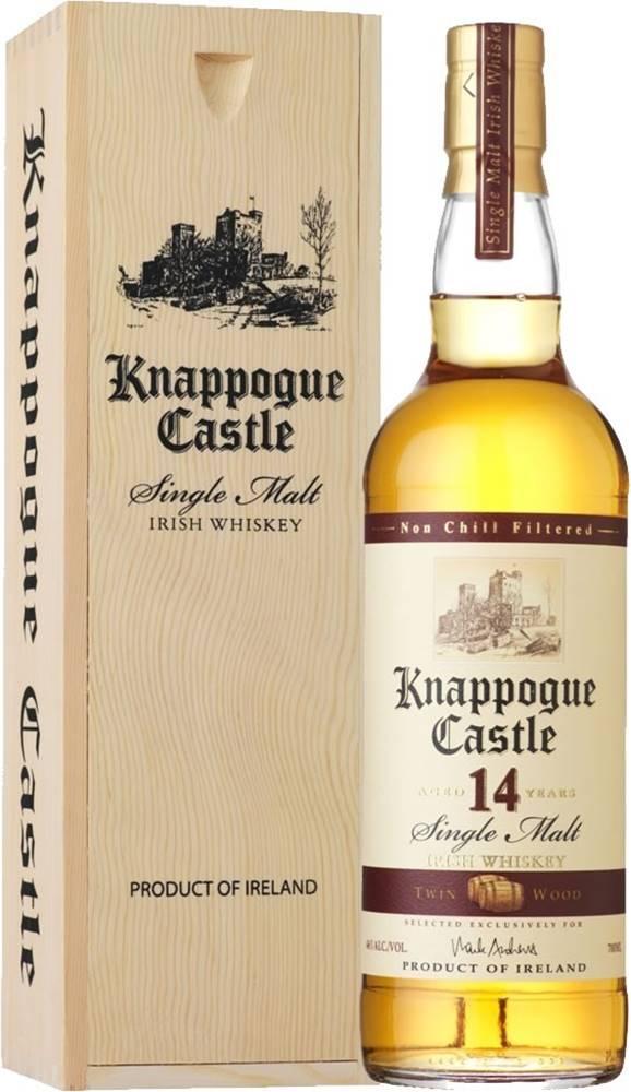 Knappogue Castle Knappogue Castle 14 ročná 46% 0,7l