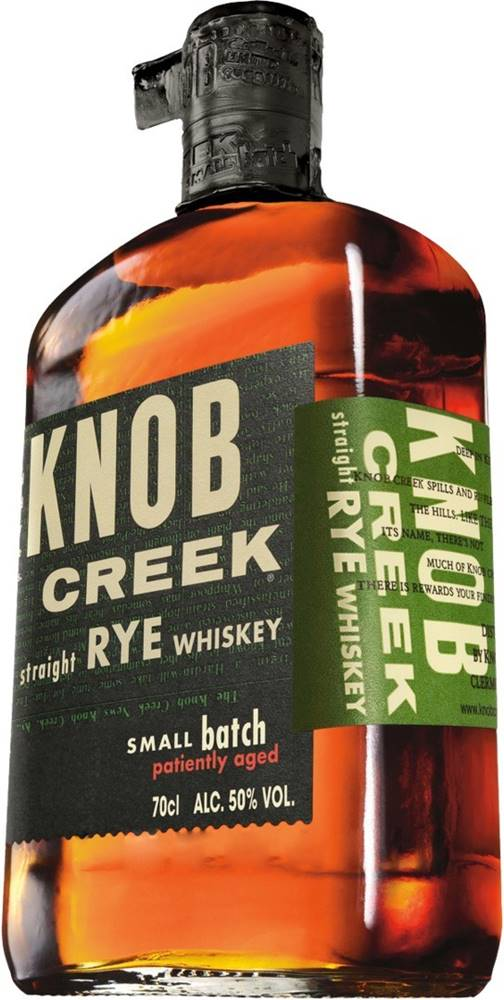 Knob Creek Knob Creek Rye 50% 0,7l