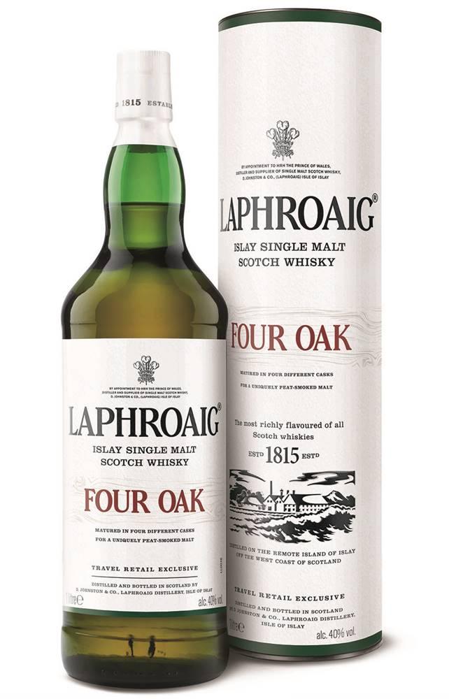 Laphroaig Laphroaig Four Oak 1l 40%