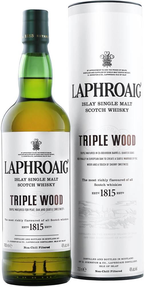 Laphroaig Laphroaig Triple Wood 48% 0,7l
