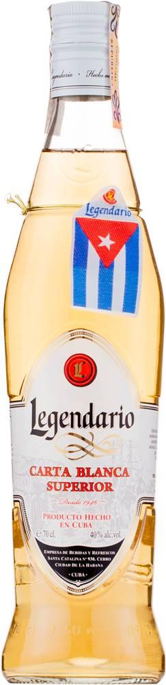 Legendario Legendario Carta Blanca Superior 40% 0,7l