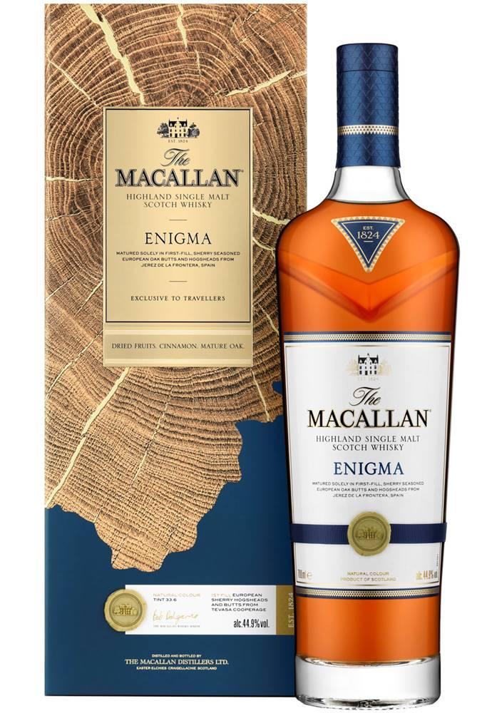 Macallan Macallan Enigma 44,9% 0,7l