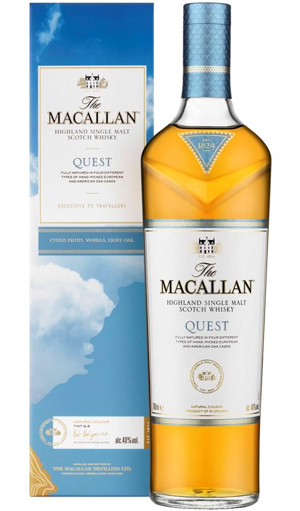 Macallan Macallan Quest 1l 40%