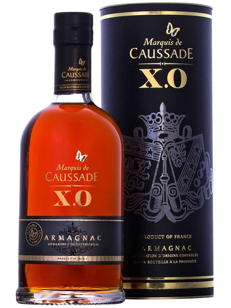 Caussade Marquis de Caussade XO 40% 0,7l