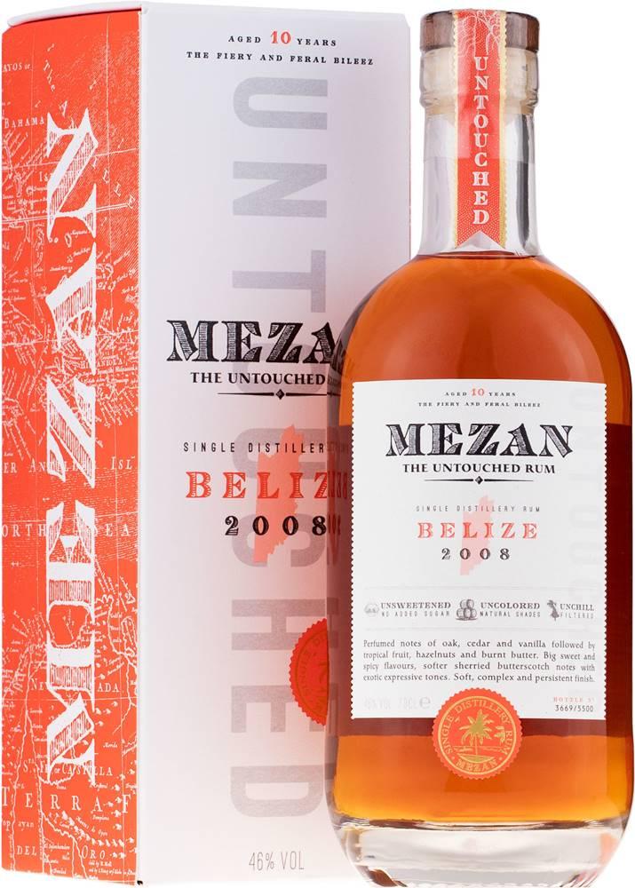 Mezan Mezan Belize 2008 46% 0,7l