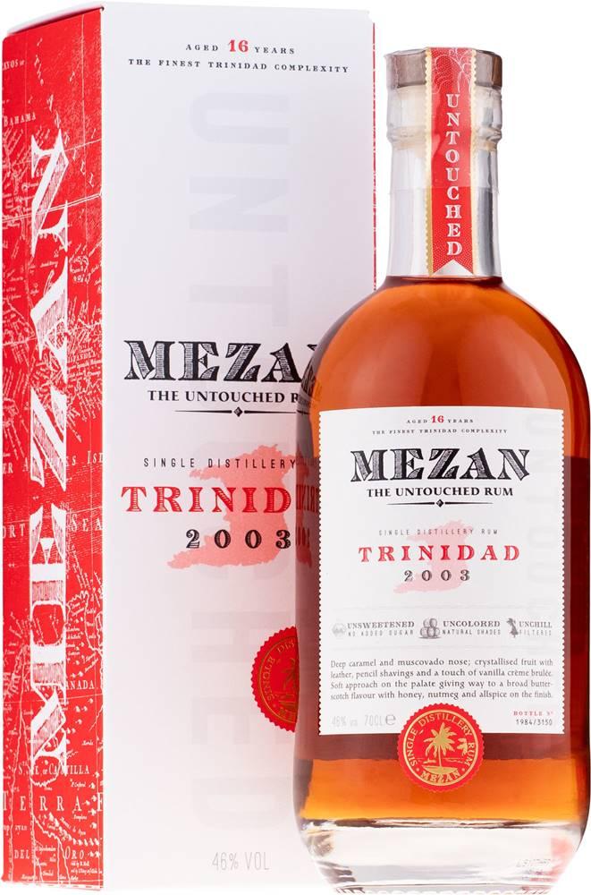 Mezan Mezan Trinidad 2003 46% 0,7l