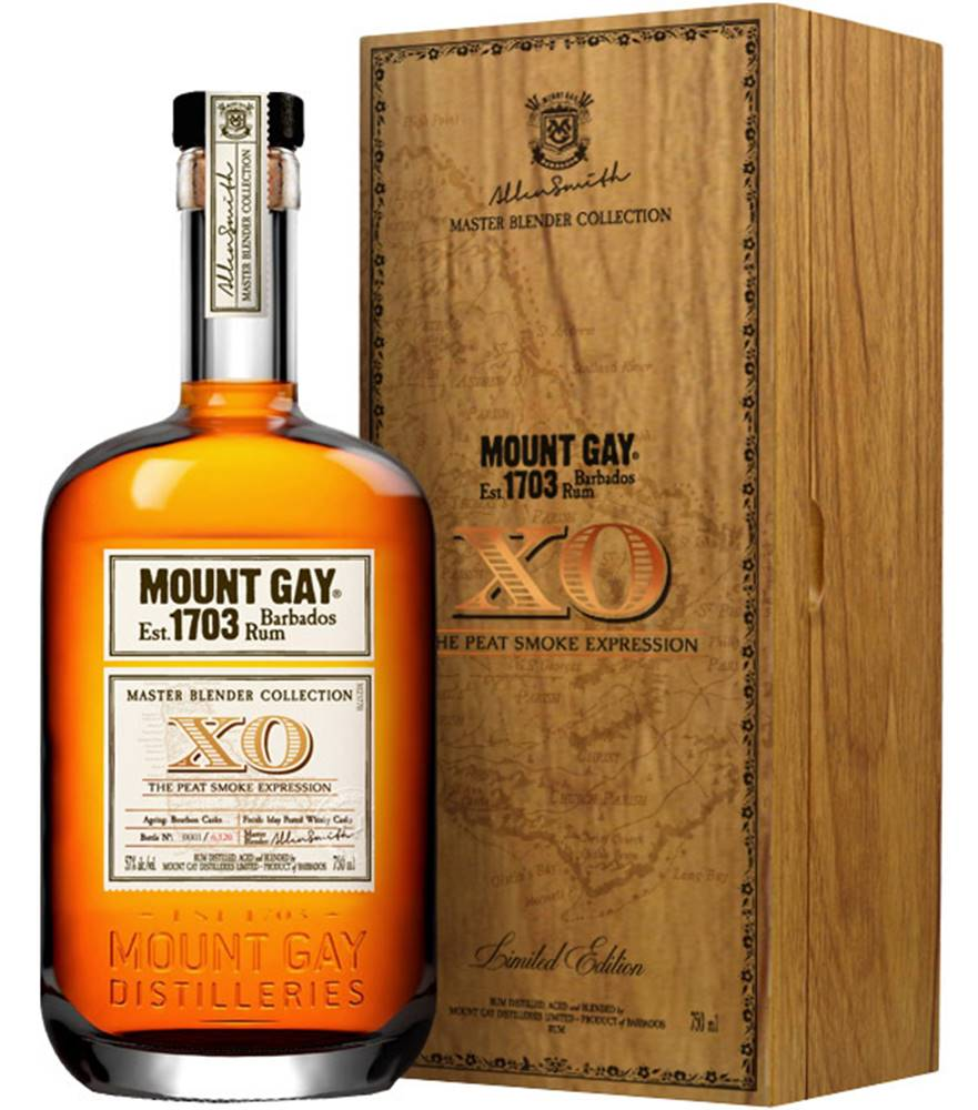 Mount Gay Mount Gay XO The Peat Smoke Expression 57% 0,7l