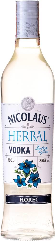 Nicolaus Nicolaus Herbal Vodka Horec 38% 0,7l