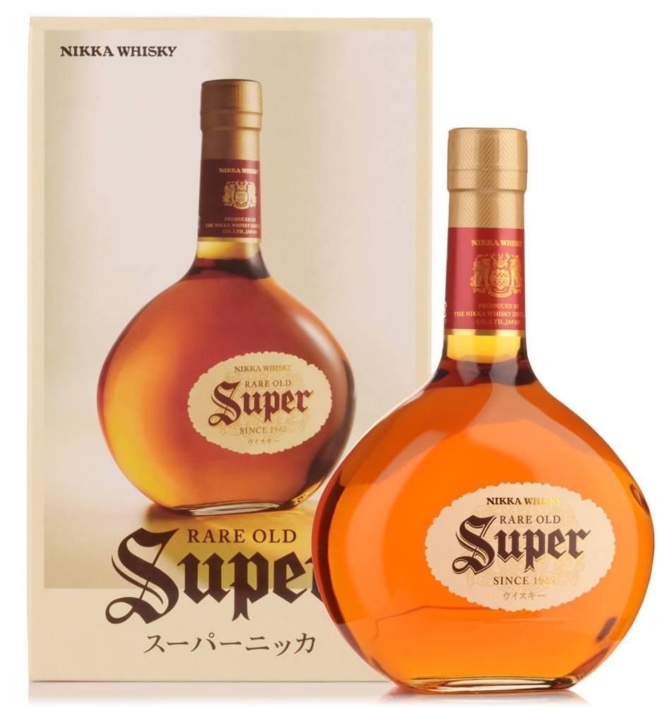 Nikka Nikka Super Rare Old 43% 0,7l