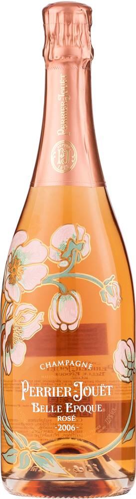 Perrier-Jouët Perrier Jouët Belle Epoque Rosé 2006 12,5% 0,75l