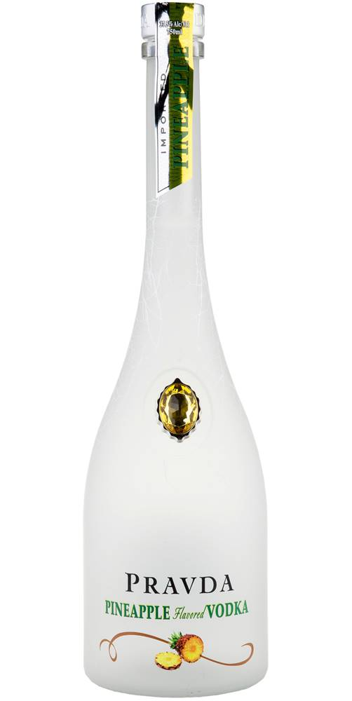 Pravda Pravda Vodka Pineapple 37,5% 0,7l
