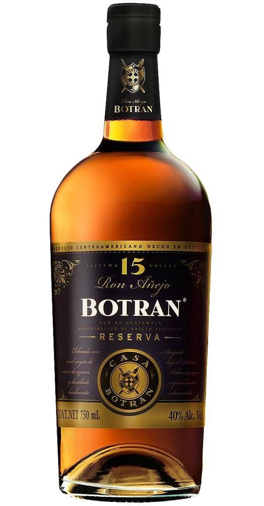 Ron Botran Ron Botran Reserva 15 ročný 40% 0,7l