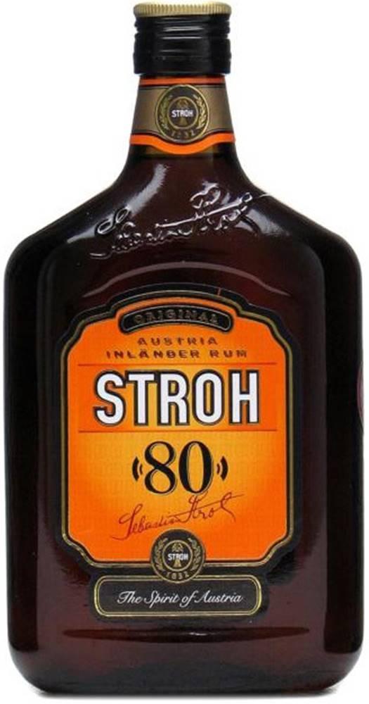 Stroh Stroh 80 80% 0,5l