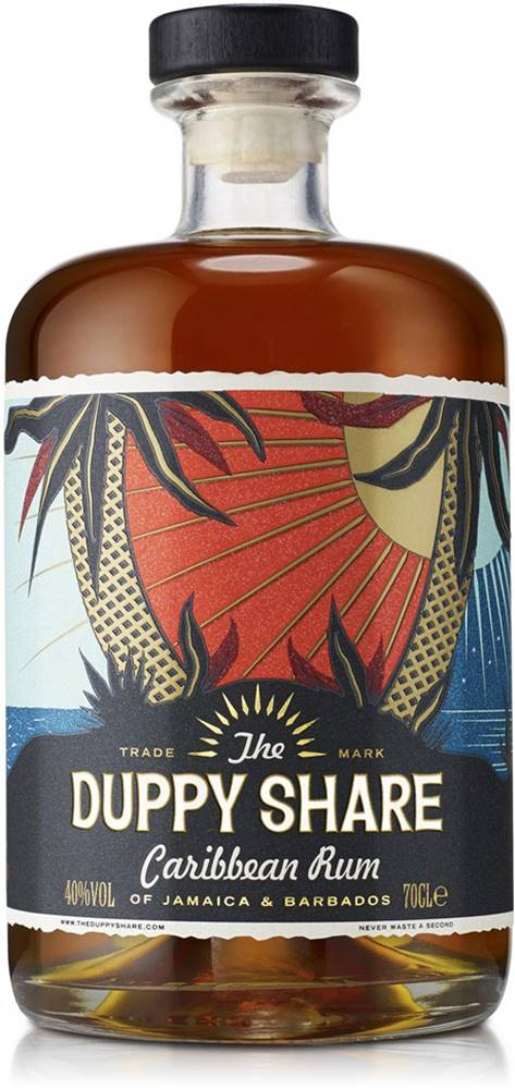 The Duppy Share The Duppy Share 40% 0,7l