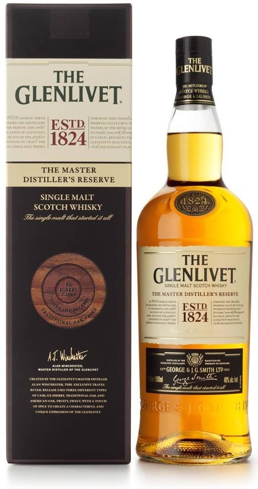 The Glenlivet The Glenlivet Master Distiller&