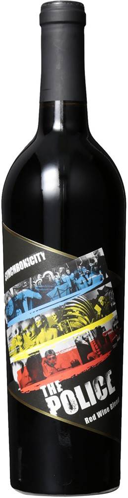 Highland Park The Police Synchronicity Red Wine Blend 2010 14,5% 0,75l