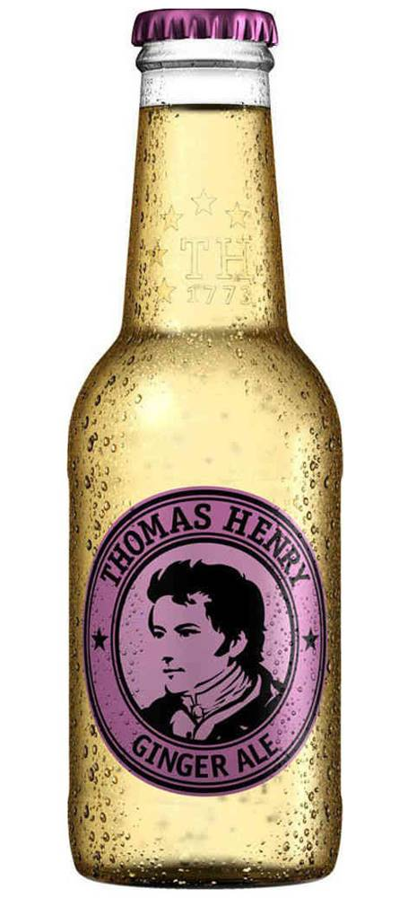 Thomas Henry Thomas Henry Ginger Ale 0,2l