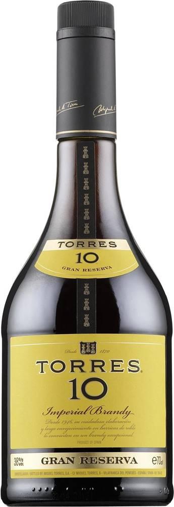 Torres Torres 10 Gran Reserva 38% 0,7l
