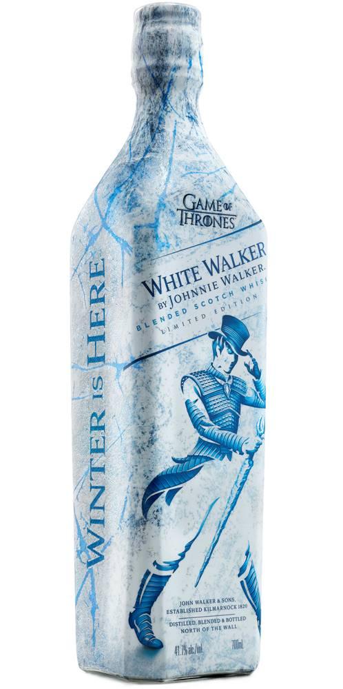 Johnnie Walker White Walker by Johnnie Walker Game of Thrones 1l 41,7%