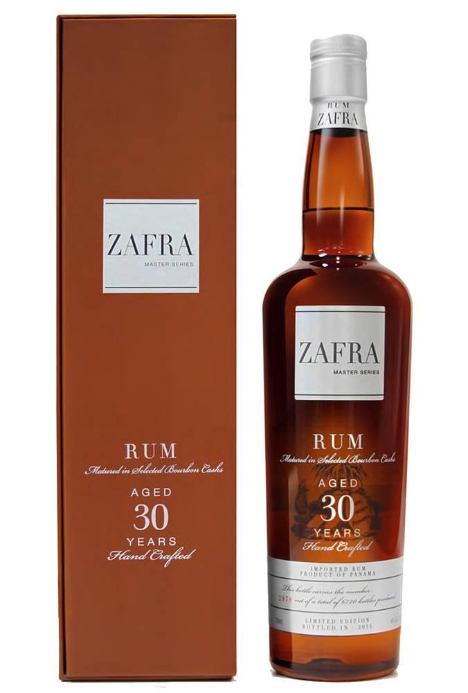 Zafra Zafra Master Series 30 ročný 40% 0,7l