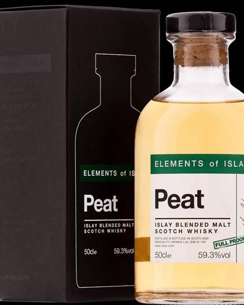 Elements of Islay Peat – Full Proof Elements of Islay 59,3% 0,5l
