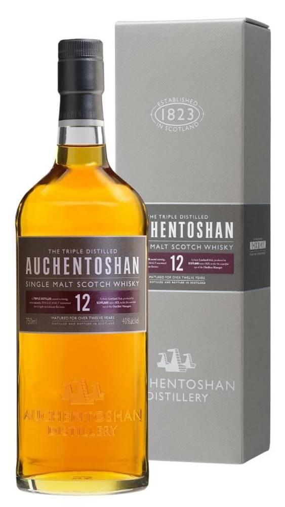 Auchentoshan Auchentoshan 12 ročná 40% 0,7l
