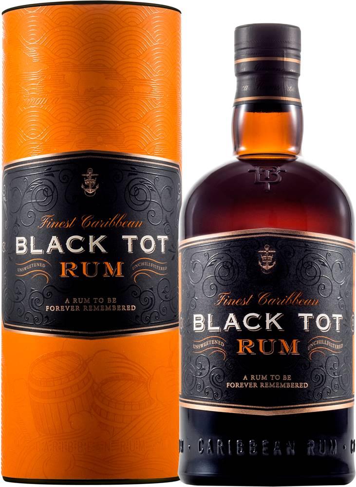 Black Tot Black Tot 46,2% 0,7l