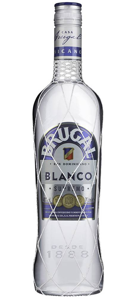 Brugal Brugal Blanco Supremo 40% 0,7l