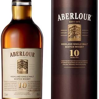 Aberlour 10 ročná 40% 0,7l