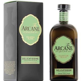 Arcane Delicatissime Grand Gold Rum 41% 0,7l