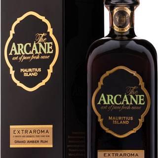 Arcane Extraroma Grand Amber Rum 12 ročný 40% 0,7l