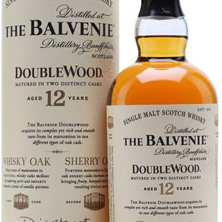 Balvenie DoubleWood 12 ročná 40% 0,7l