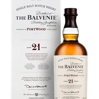 Balvenie PortWood 21 ročná 40% 0,7l
