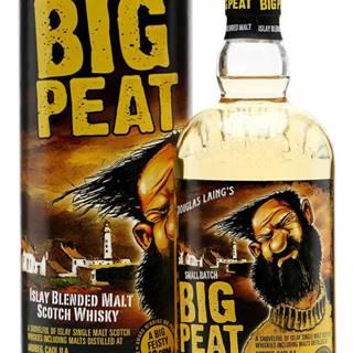 Big Peat v tube 46% 0,7l