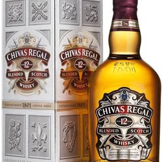 Chivas Regal 12 ročná 1l v kartóniku 40%