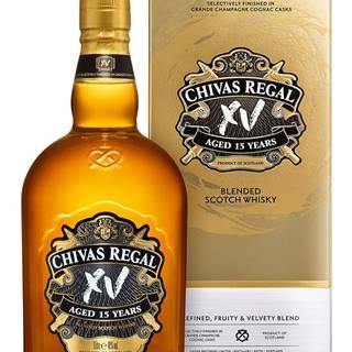 Chivas Regal XV 15 ročná 1l 40%